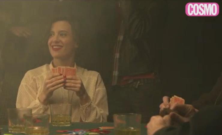 Malena Pichot poker por ahora cosmopolitan