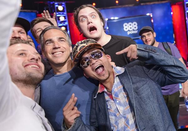 November Nine Selfie