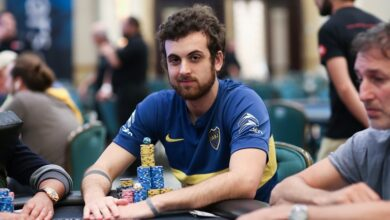 Photo of WCOOP: Franco Spitale y Lucas Landa compartieron mesa final