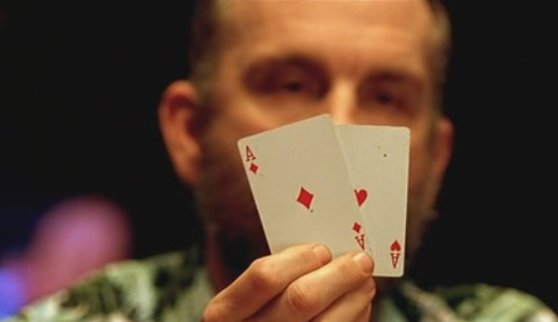 Photo of ¿Cuál era la mano de Teddy KGB en el final de la película Rounders?
