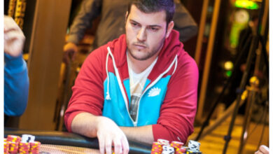 Photo of Sebastián Wartensleben campeón del WPT Mix-Max Turbo