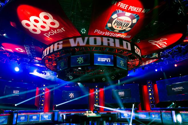 wsop 2019 ESPN deportes poker